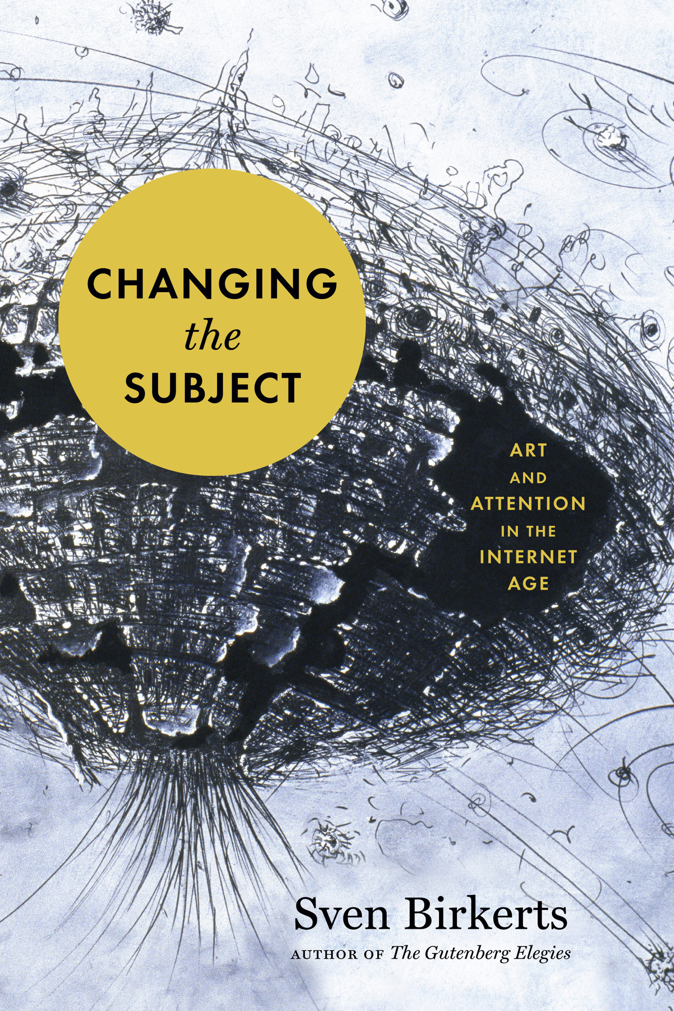 Sven Birkerts, Changing the Subject