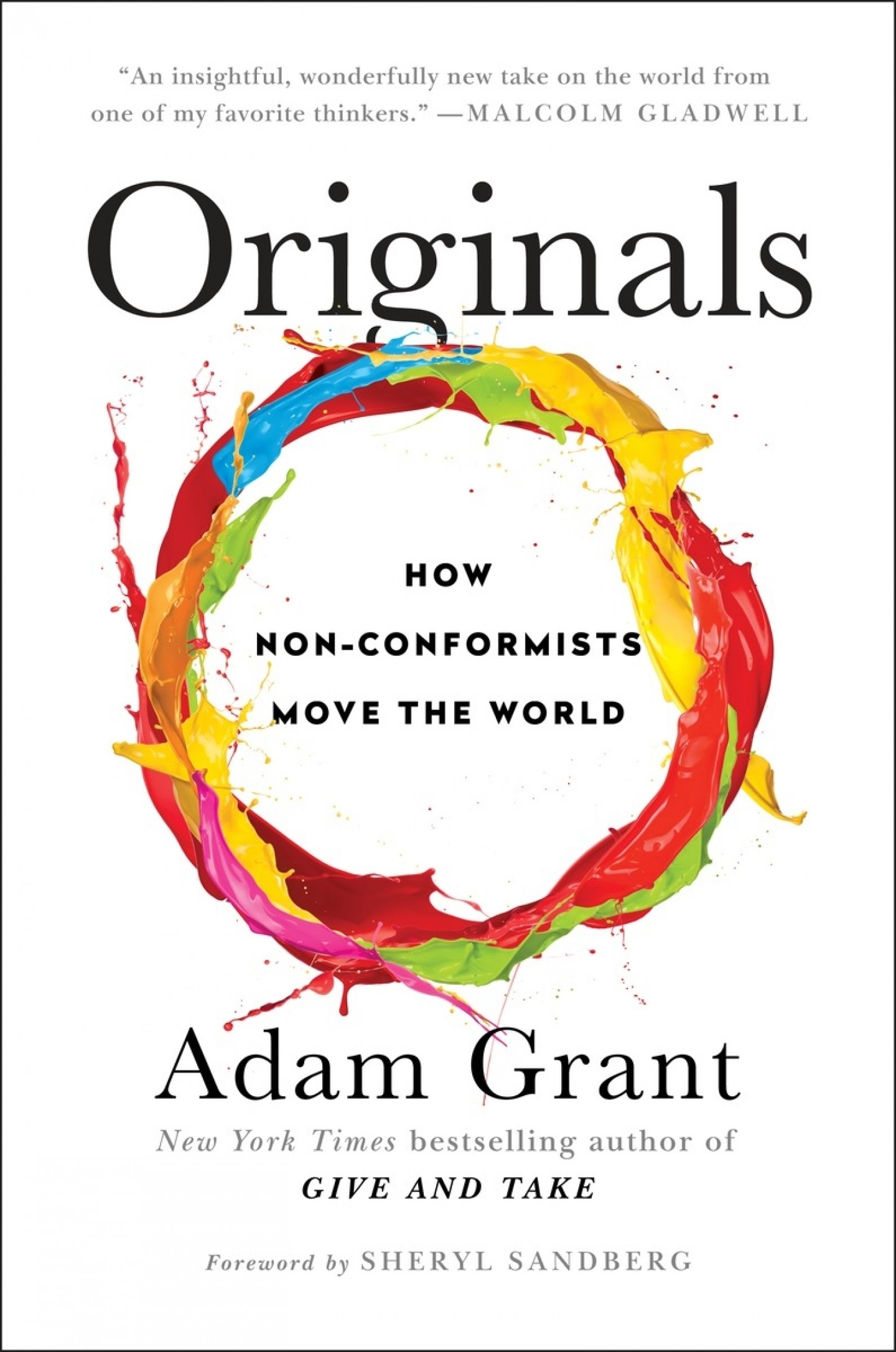 Adam Grant, Originals