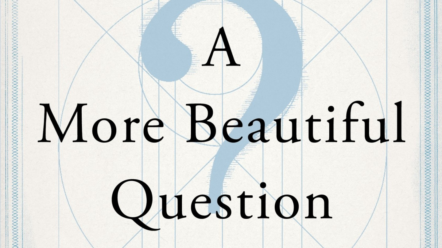 Berger, A More Beautiful Question