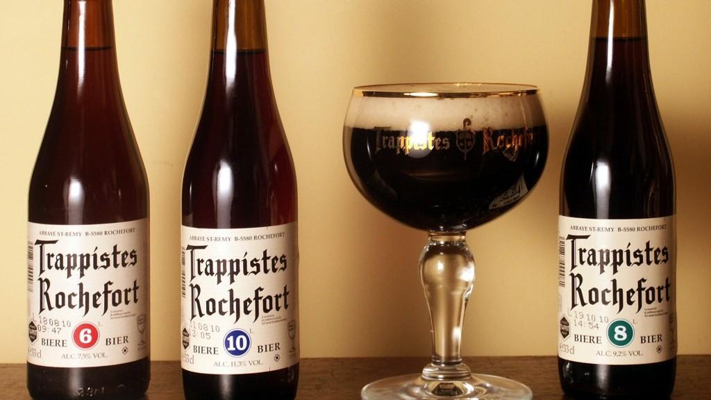 Rochefort Beers